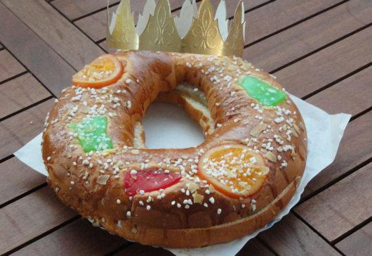 Receta casera y fácil para hacer roscón de Reyes