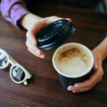 Desechables café para llevar