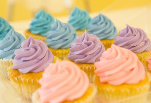 Una receta de cupcakes muy fácil de preparar